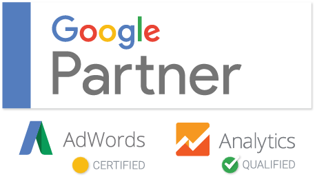 google certified partners destiny seo
